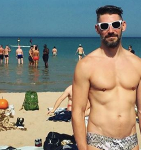 These sexy beach photos will make you hop the next flight to Chicago