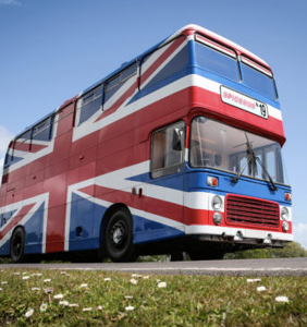 You can now stay overnight on the Spice Bus, but don't even think about partying on it!