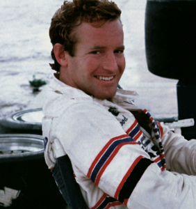 Racing legend Hurley Haywood drove out of the closet and into being a role model