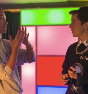 "'Booksmart' director Olivia Wilde says ""love scenes are love scenes"" not boy-girl or girl-girl"