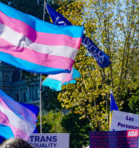 Three transgender women sue Pennsylvania to have their names changed