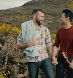 Singaporean singer Wils comes out in music video with his boyfriend as the leading man