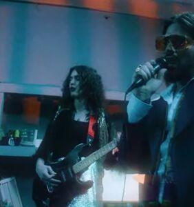 "VIDEO: Adam Lambert drops killer video for ""New Eyes"""