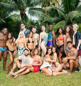 What happens when you put 16 sexually fluid singles on an island together? We're about to find out!