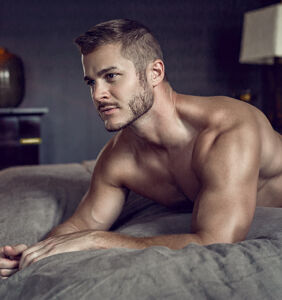 Austin Armacost gets real on date rape, learning to love your body, and life on the hunk list