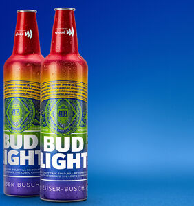 Two major beverage brands show their true colors for pride