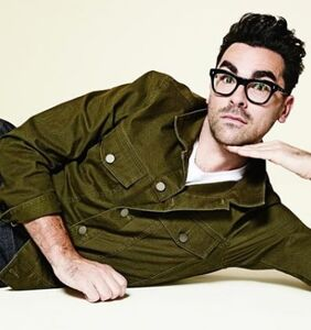 Queergasm! 'Schitt's Creek' creator Dan Levy has a major announcement.