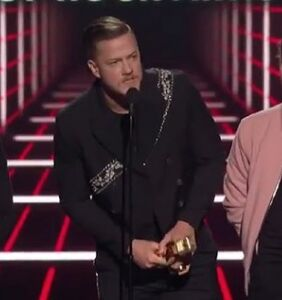 VIDEO: Dan Reynolds uses entire Billboard acceptance speech to speak out for queer youth
