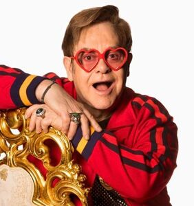 Elton John gives his honest review of the 'Rocketman' sex scenes