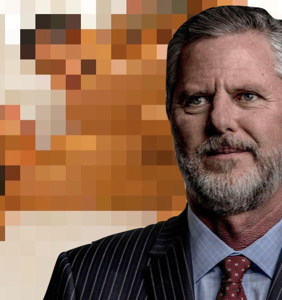 """""""God, save us!"""": Twitter responds to Jerry Falwell Jr.'s x-rated photos scandal"""