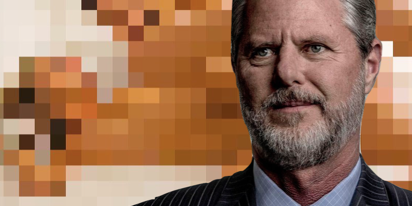 "Apparently Jerry Falwell Jr.'s pool boy has a ""cache of compromising photos"" he's willing to leak"