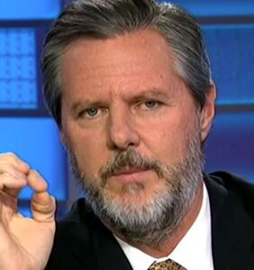Antigay activist Jerry Falwell Jr. embroiled in x-rated photos scandal