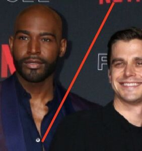 Karamo Brown reveals major drama with 'Queer Eye' castmate Antoni: 'Girl, don't come near me'