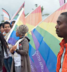 Kenya's highest court just upheld its antigay laws while Brazil and Taiwan did the opposite