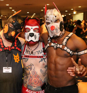 PHOTOS: Behind the scenes at International Mr. Leather 2019