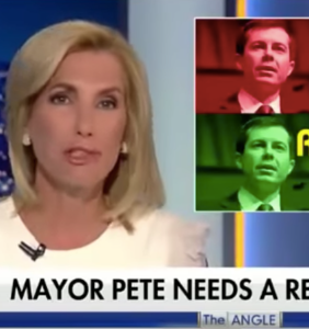Laura Ingraham suffers on-air meltdown over Pete Buttigieg