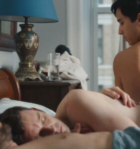 WATCH: Michael Urie explores open marriage in short film 'Lavender'
