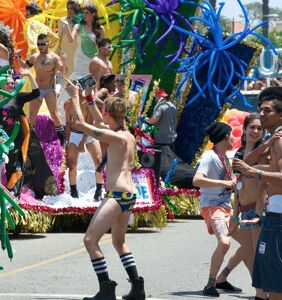 PHOTOS: Long Beach Pride puts Streisand's 'Don't Rain on My Parade' to the test