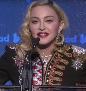 VIDEO: Madonna gets personal at the GLAAD Media Awards