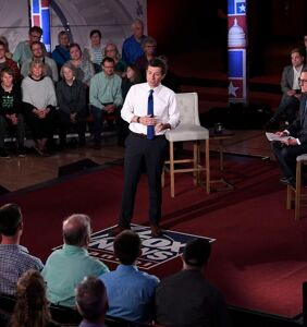 Pete Buttigieg kills it at Fox News town hall… by trashing its hosts and slamming Trump