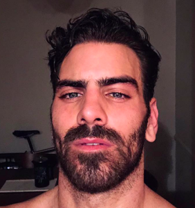 PHOTOS: Nyle DiMarco would like you to see his new skin-tight, slim-fit cycling shorts