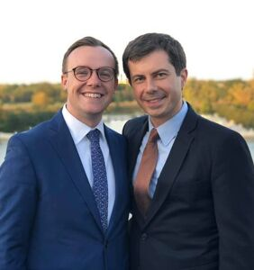 This tweet from Chasten Buttigieg will make you ugly cry