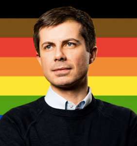 Mayor Pete launches #PrideForPete store just in time for Stonewall 50