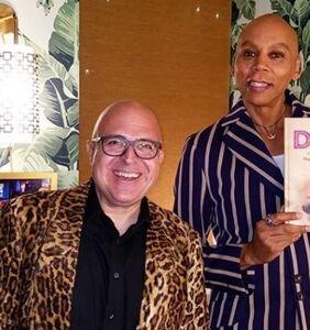 Frank DeCaro on the dirtiest joke he heard Divine tell, RuPaul's impact & his new book on drag