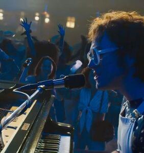 "Official video released for Taron Egerton's version of Elton John's ""Rocket Man"""