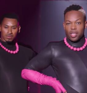 WATCH: Todrick Hall brings it to the runway with new video 'Nails, Hair, Hips, Heels'