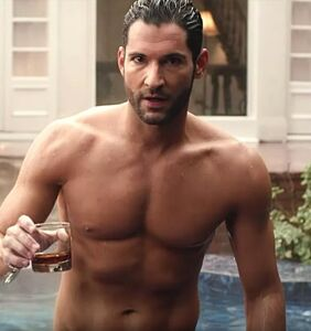 'Lucifer's' Tom Ellis dubbed the ultimate 'daddy'… 14 times