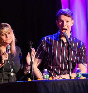 How a gay man is using comedy to reconcile with his evangelical mom