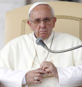 Holy crap: Vatican warns trans people will 'annihilate the concept of nature'