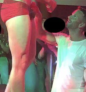 GOP ex-congressman filmed stuffing dollars down a male stripper's undies in Mexican gay bar