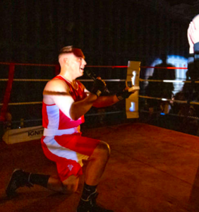 WATCH: Boxer celebrates winning match by proposing to his boyfriend in the middle of the ring