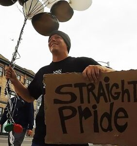 Boston's 'Straight Pride Parade' is happening and here's when