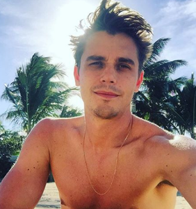 Antoni Porowski is the subject of a new Netflix rom-com