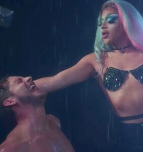 WATCH: Max Emerson gets tied up and dominated by Ariel Versace in 'Venomous'