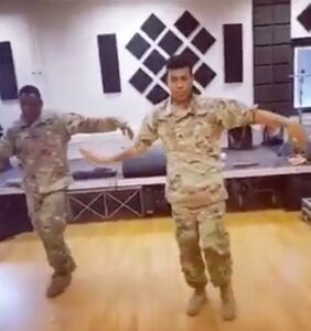 WATCH: US soldiers get down to Todrick Hall's 'Nails Hair Hips Heels' in viral video