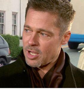 "Brad Pitt threatens to sue organizers of ""Straight Pride"""