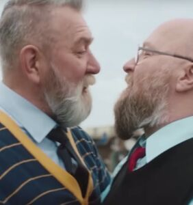 Burger King's new Pride ad features an f-bomb, a burger diamond and 2 super cute hus-bears