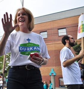 Seattle's first openly lesbian mayor, Jenny Durkan, is fighting back for everyone
