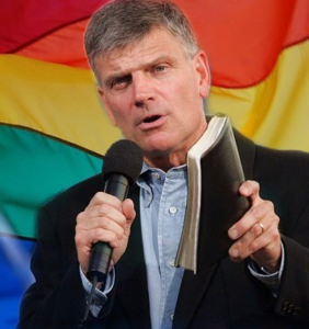 Franklin Graham writes open letter to LGBTQ people: 'We're all sinners'