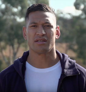 Homophobic rugby player says there wouldn't be wildfires if gay people just stopped existing