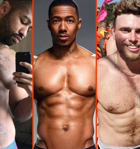 Nyle DiMarco's black briefs, Troye Sivan's wet t-shirt, & Shawn Mendes' burn