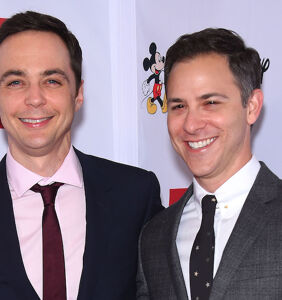 Jim Parsons explains how his husband encouraged him to come out (& why he hated Pride parades)