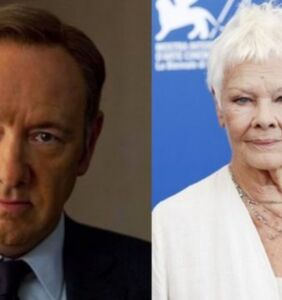 """Judi Dench sticks up for Kevin Spacey & Harvey Weinstein's work: """"You cannot deny somebody a talent"""""""