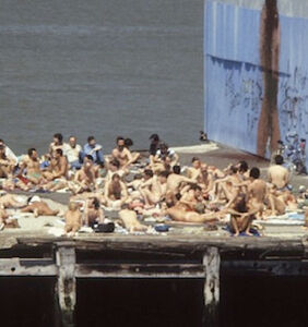 How the West Side Piers went from ramshackle cruising spot to worldwide destination