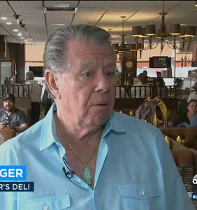 Deli owner accused of scolding gay couple for kissing says he wasn't being homophobic