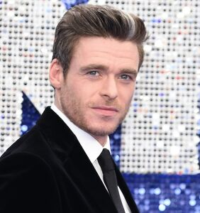 Richard Madden reveals what he's really doing in bed, and it's not Brandon Flynn
